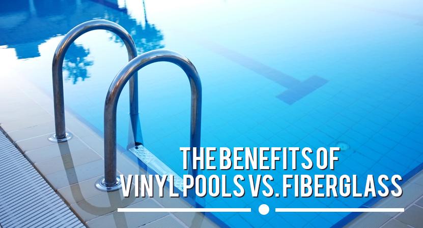 Vinyl Pools vs. Fiberglass