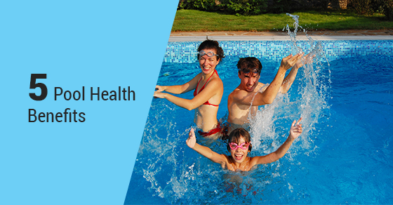 Pool Health Benefits