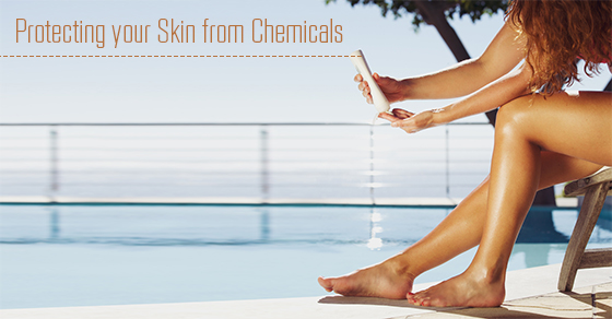 Protecting your Skin from Chemicals