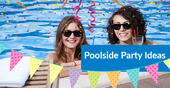 Poolside Party Ideas
