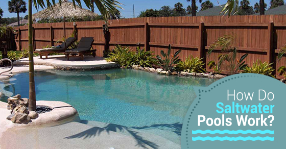 How Do Saltwater Pools Work Solda Pools