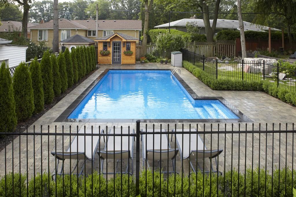 Solda Pools- Toronto Pool Builder - vinyl pool