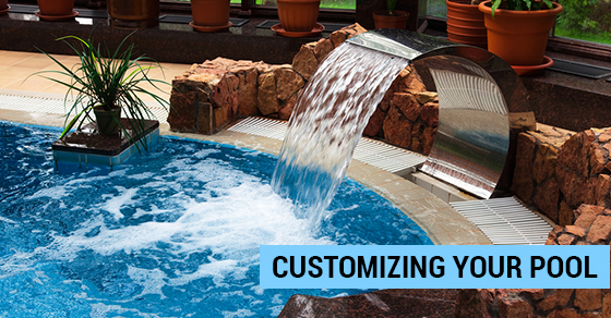 Customized Pool