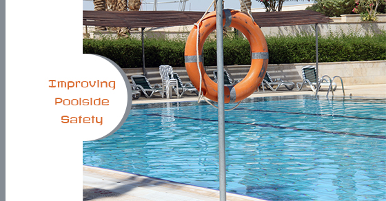At Home Poolside Safety Tips