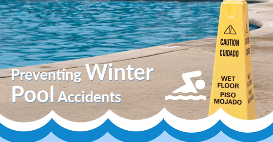 Winter Pool Accidents