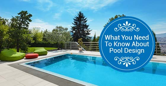 Selecting The Right Pool Design What You Need To Know Solda Pools