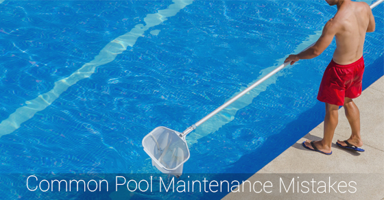 What Are The Most Common Swimming Pool Maintenance Mistakes Solda Pools