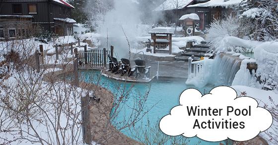 Winter Pool Activities