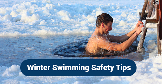 Winter Swimming Safety Tips