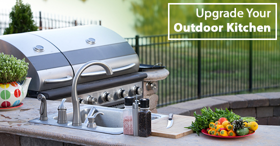 Upgrade Your Outdoor Kitchen