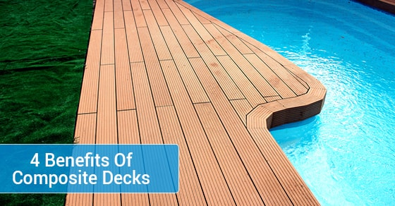 4 Benefits Of Composite Decks
