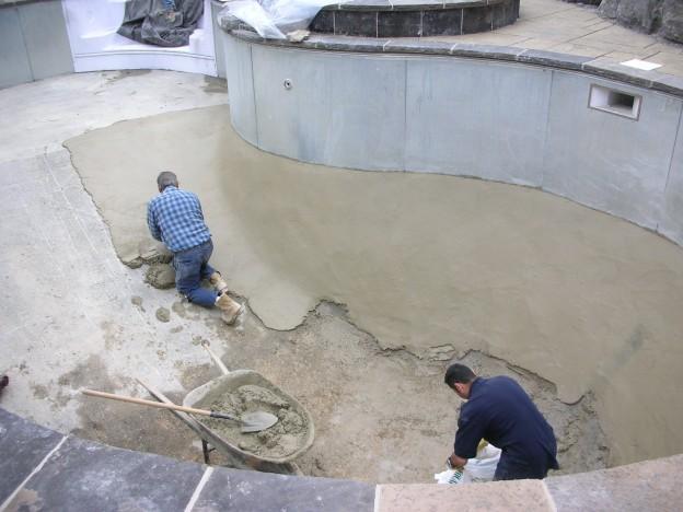Guinite Pool Shell